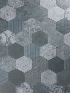 Artesia - Azul - Origami - Natural Stone