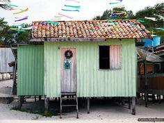 Vida tranquila - Ilha de Marajó (Soure - Pará) by Macapuna, via Flickr