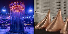 Thomas Heatherwick  Heatherwick studio [Kings Cross]   2012 london olympics cauldron