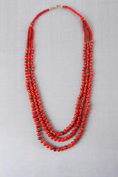 Waxahachie Beaded Necklace $28.00