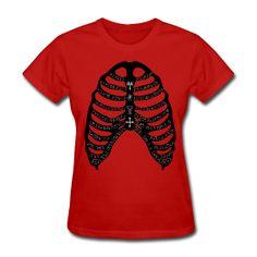 Supernatural Enochian Ribs t-shirt