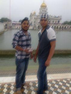 Bangla Saaheb With Jassu - Delhi