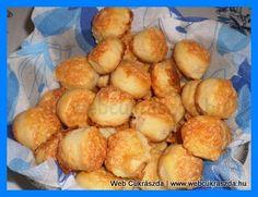 Joghurtos pogácsa | www.webcukraszda.hu
