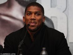 Anthony Joshua says he will struggle to win BBC Sports Personality of the Year as long as boxing is on pay-per-view TV. The world heavyweight champion was favourite to win the award but didn't. Boxing Anthony Joshua, View Tv, Sports Personality, Pay Per View, Ufc, Relationship Goals, Champion, Boxer, People