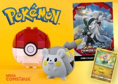 FREE Pokémon Trade, Collect & Build Event at Toys R Us on November 11th!