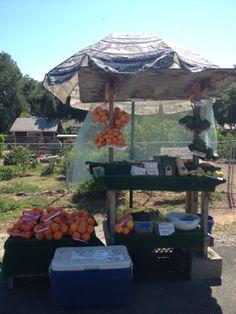 farm stand on lomita, in meiners oaks