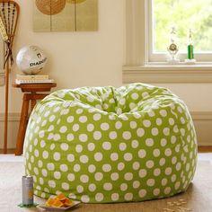 Love beanbags. Teen games room