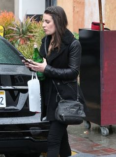 Lea Michele Photos: Lea Michele Goes out in West Hollywood with Her Boyfriend