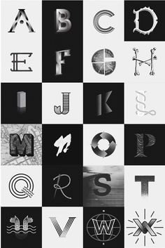 betype: 26 Days Of Type by Shahin Haghjou - Good typography