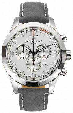 Fromanteel 85-0304-015 85 Classic Silver men's watch grey