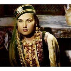 الفنانة المصرية ليلى فوزى..Egyptian Actress , Leila Fawzi 1918/2005