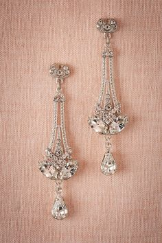 Eli Chandeliers in Shoes & Accessories Jewelry at BHLDN