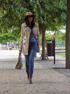 victoria's evidence (life&style): Total Denim Look