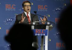 Texas governor Rick Perry indicted on two felony counts for abuse of power