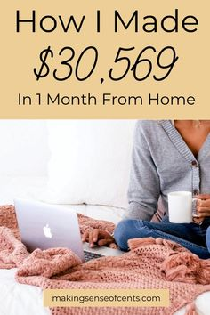 November Online Income Report – $30,569