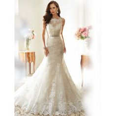 Cheap long wedding dress, Buy Quality wedding dress directly from China noble wedding dress Suppliers: Luxury Long Wedding Dresses with Appliques Lace Mermaid Backless Wedding Gowns Bridal Bride Dress 2017 Noble vestido de noiva European Wedding Dresses, Luxury Wedding Dress, 2015 Wedding Dresses, Cheap Wedding Dress, Bridal Dresses, Lace Wedding, Dream Wedding, Gown Wedding, Sophia Tolli Wedding Gowns