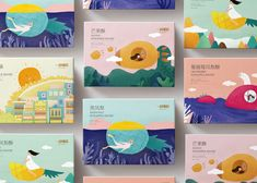 """Check out this @Behance project: """"A Piece Of Lovely Cake Package Design ①"""" https://www.behance.net/gallery/59825551/A-Piece-Of-Lovely-Cake-Package-Design-"""