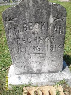 William M. Beckman