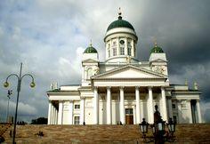 Helsinki Cathedral   by Debarshi Ray