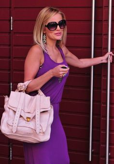 Emily Maynard Steps Out for Lunch in Charlotte in July 2012