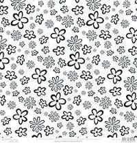 papier scrapbooking noir et blanc - Recherche Google White Patterns, Black And White, Floral, Images, Recherche Google, Tiles, Design, Wallpapers, Album