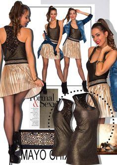 Peplum Dress, October, Dresses, Fashion, Vestidos, Moda, Fashion Styles, Dress, Fashion Illustrations