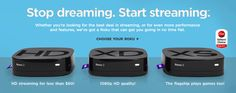 I use my Roku all the time - I actually have two!