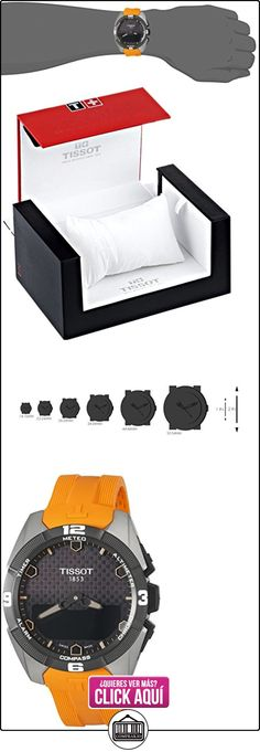 Tissot Hombres de cuarzo suizo titanio Casual reloj (modelo: t0914204705101)  ✿ Relojes para hombre - (Lujo) ✿ ▬► Ver oferta: https://comprar.io/goto/B00ZS9WJ84