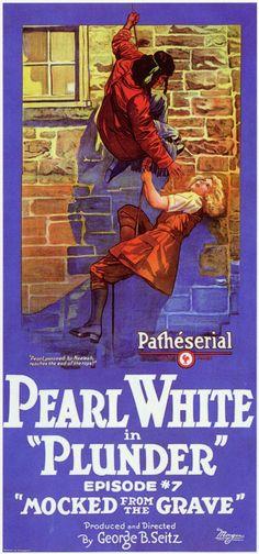 Vintage Movie Poster - 1923