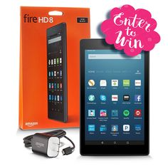 """When connected to Wi-Fi, simply say """"Alexa. Show Mode is available with free software update. All-New Fire HD 8 Tablet Kindle Fire Tablet, Amazon Kindle Fire, Online Sweepstakes, Thing 1, Tech Gifts, Your Turn, Wi Fi, Ebay, Tablet Computer"""