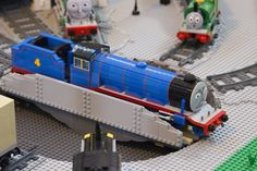 Thomas the Tank Engine Display | by Bricktease