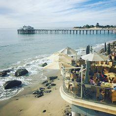 @nealehemrajani's photo #Malibu #MalibuPier #CarbonBeachClub #MalibuBeachInn