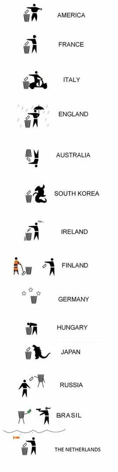 In Soviet Russia, trash can throws trash in you!<are we just not gonna talk about italy<< what about finland? Wtf Funny, Funny Cute, Really Funny, Funny Texts, Funny Jokes, Hilarious, Hetalia, Funny Photos, Best Funny Pictures