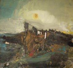 Joan Kathleen Harding Eardley: Winter and Sun No. 1