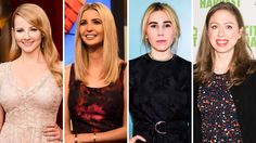 Critic's Notebook: Zosia Mamet and Melissa Rauch in 'The Secret Lunches of Chelsea & Ivanka'