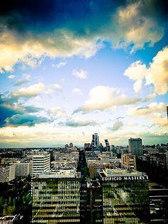 Madrid desde Torre Picasso