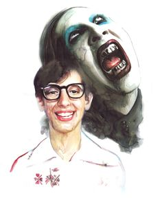 Editorial illustration by Berto Martinez. Paul isn't Manson.