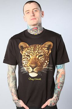 Play Clothes Leopard tee Karmaloop.com Use REPCODE:SAVE95 when checking out to save 20% off your entire order. #karmaloop