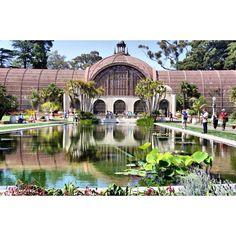 Balboa park Colorado River, Santa Barbara, Southern California, San Diego, Mansions, Park, House Styles, City Of Santa Barbara, Fancy Houses