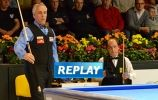 Biljart Carambole Driebanden - Lausanne Billard Masters - Lausanne  (SUI) - 21-11-14 t/m 23-11-14 Driebanden Lausanne Billard Masters Full Replay: Monocam video - Semi Final - Race to 40pts - Daniel SANCHEZ (ESP) vs Marco ZANETTI (ITA)