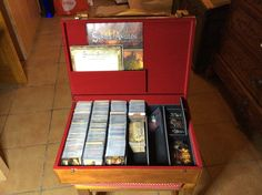 DIY STORAGE LORD OF THE RINGS LCG