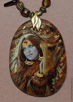 cd8989d3f03 Эпона - кельтская Богиня-Кобылица. Светлана Беловодова.