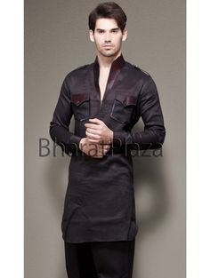 Admired Linen Pathani Suit  Item code : SKB2092   http://www.bharatplaza.in/ready-to-ship/kurta-pyjamas/admired-linen-pathani-suit-skb2092.html  https://twitter.com/bharatplaza_in  https://www.facebook.com/bharatplazaindianbridal