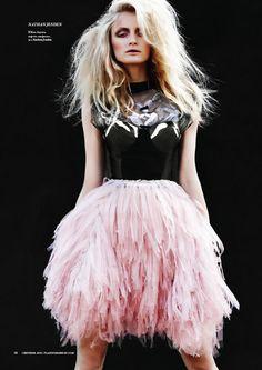Pink textured skirt #love #DressUpPartyDown
