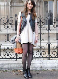 Moda de rua.