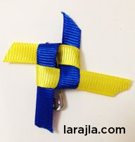 Friendship Knot SWAP GnG — The friendship knot is a symbol of the World Association of Girl Guides and Girl Scouts (WAGGGS). [PDF download] larajla.com