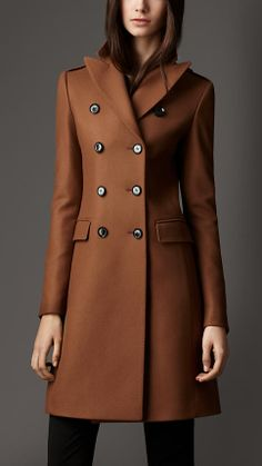Cashmere Rainwear Coat | Burberry