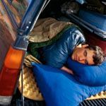 """10 car camping tips.  """"it's wise to keep some cash in at least three separate spots. The same could be said for fire starters when car camping."""""""