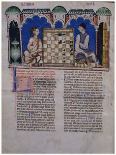 Alfonso X Book of Games. 16