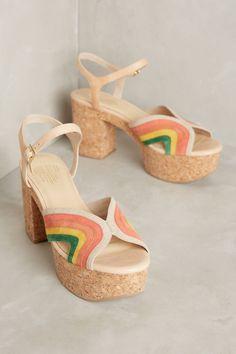 67e4ddda5ac Slide View  1  Charlotte Stone Anna Platforms Rainbow Heels